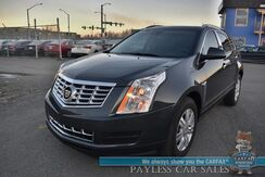 2016_Cadillac_SRX_Luxury Collection / Heated Leather Seats & Steering Wheel / Navigation / Panoramic Sunroof / Bose Speakers / Auto Start / Blind Spot & Collision Alert / Bluetooth / Back Up Camera / Keyless Entry & Start /_ Anchorage AK