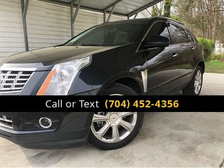 2016 Cadillac SRX Premium Collection FWD Charlotte and Monroe NC