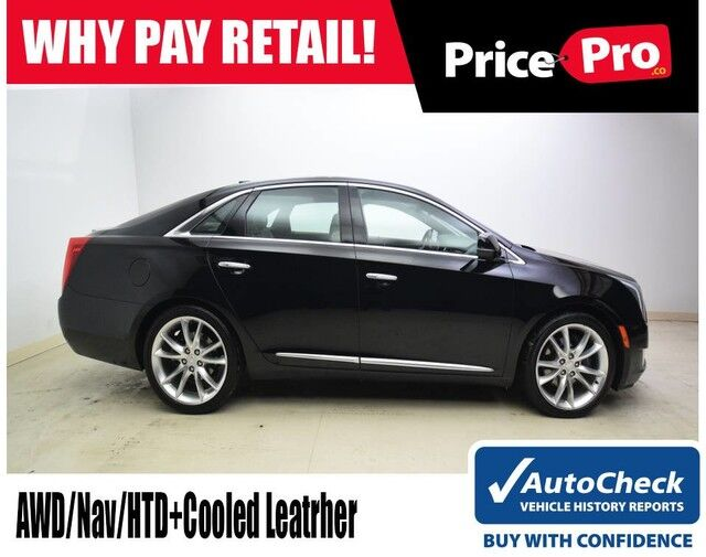 2016 Cadillac Xts Premium Collection Awd Maumee Oh