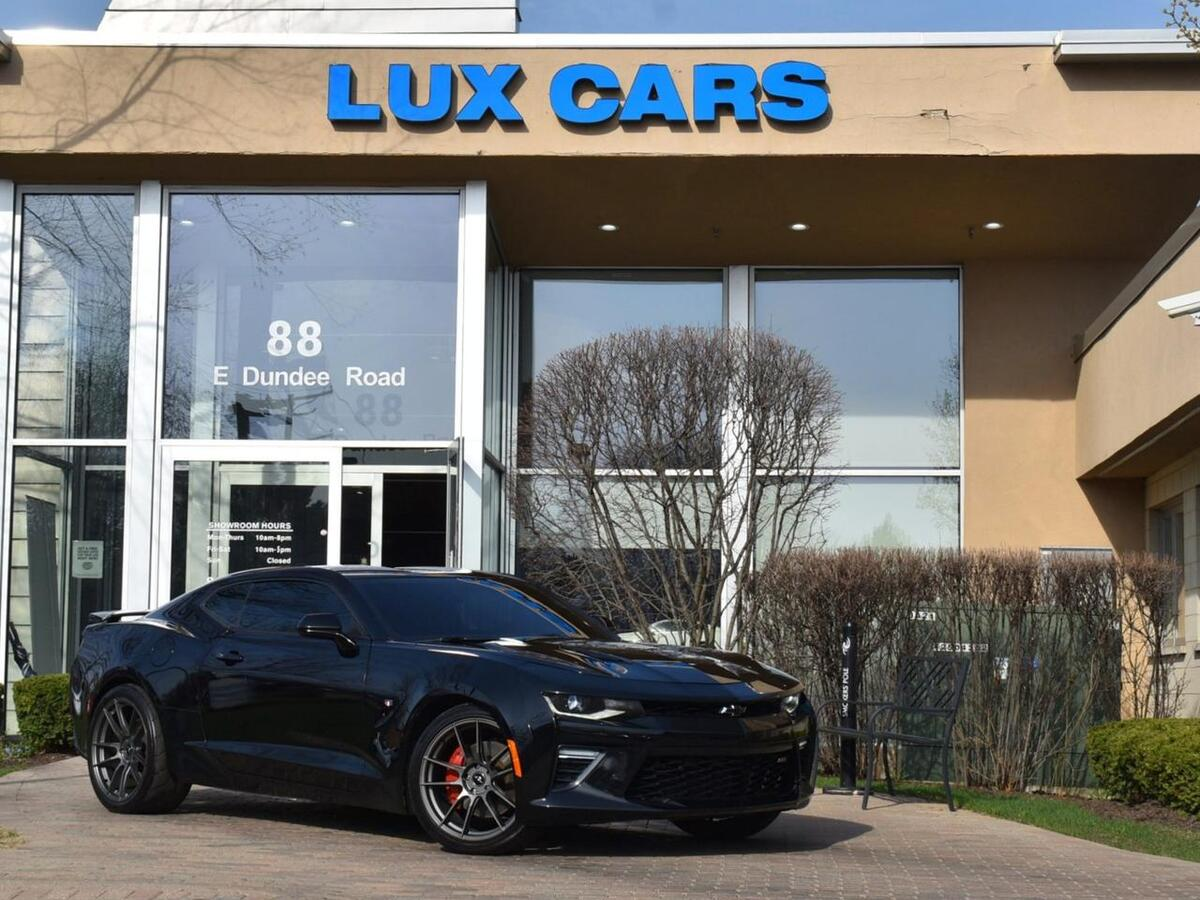2016_Chevrolet_Camaro_1SS 6-Speed Manual_ Buffalo Grove IL