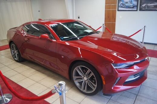 2016 Chevrolet Camaro 2LT COUPE WITH RS PACKAGE , LEATHER,NAVIGATION AND SUNROOF Charlotte NC