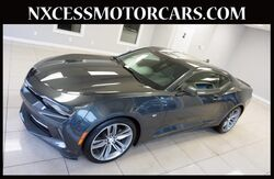 2016_Chevrolet_Camaro_LT AUTOMATIC ONSTAR-NAVIGATION 1-OWNER JUST 5K MILES._ Houston TX