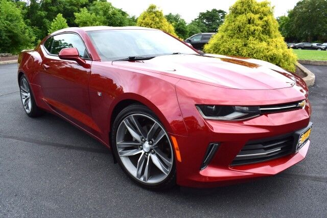 2016 Chevrolet Camaro RS Coupe 6-Speed Easton PA