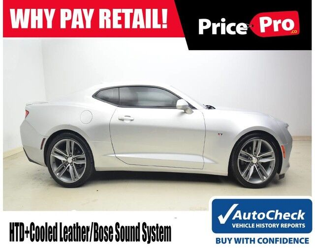 2016 Chevrolet Camaro RS Package 2LT w/Leather Maumee OH