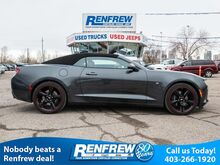 2016_Chevrolet_Camaro_SS, 455HP, Heads-Up Display, Navigation, Heated/Cooled Seats, Bluetooth_ Calgary AB