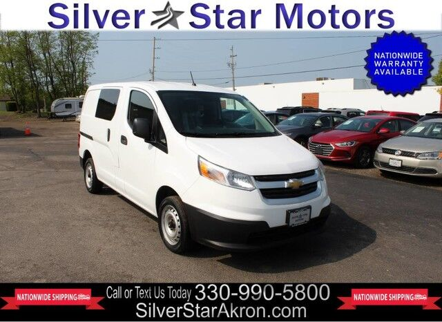2016 Chevrolet City Express Cargo Van Lt