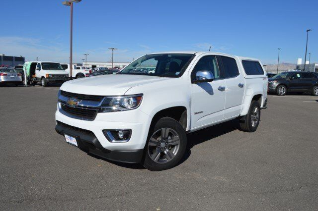 2016 chevrolet colorado 4wd lt grand junction co 26894453. Black Bedroom Furniture Sets. Home Design Ideas