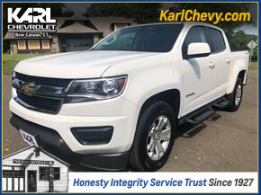 2016_Chevrolet_Colorado_4WD LT_ New Canaan CT