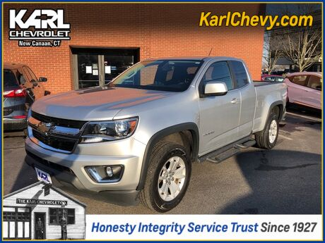 2016 Chevrolet Colorado 4WD LT New Canaan CT