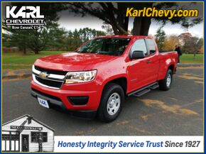 2016_Chevrolet_Colorado_4WD WT_ New Canaan CT