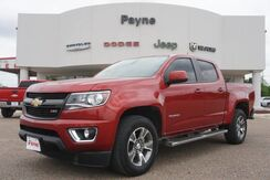 2016_Chevrolet_Colorado_4WD Z71_ Brownsville TX