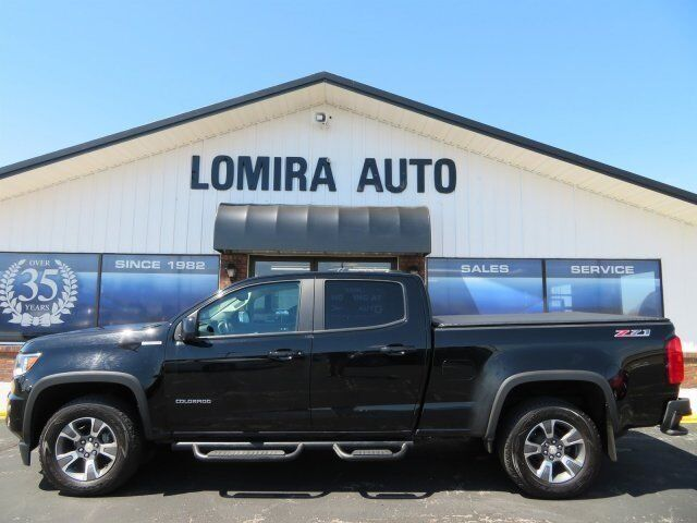 2016 Chevrolet Colorado 4WD Z71 Lomira WI