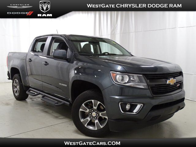 2016 Chevrolet Colorado 4wd Z71 Raleigh Nc 28272576