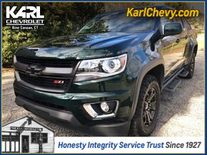 2016_Chevrolet_Colorado_4WD Z71 Trail Boss_ New Canaan CT