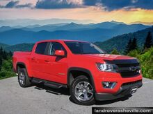2016_Chevrolet_Colorado_4WD Z71_ Mills River NC