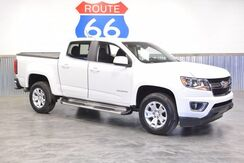 2016_Chevrolet_Colorado_CREWCAB LT 'BACK UP CAMERA!' LOADED! ONLY 9,281 MILES! LIKE BRAND NEW! FULL WARRANTY!_ Norman OK
