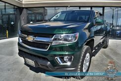 2016_Chevrolet_Colorado_LT / 4X4 / 3.6L V6 / Crew Cab / Long Bed / Auto Start / Bluetooth / Back Up Camera / Cruise Control / Tonneau Cover / Running Boards / Fog Lights / Tow Pkg / Only 10k Miles / 1-Owner_ Anchorage AK