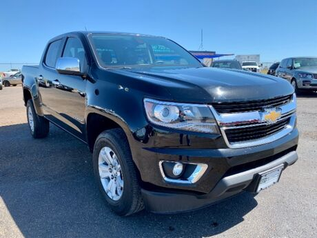 2016 Chevrolet Colorado LT Crew Cab 2WD Long Box Laredo TX
