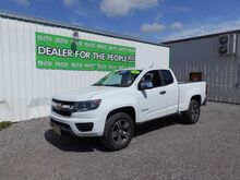 2016_Chevrolet_Colorado_Work Truck Ext. Cab 2WD_ Spokane Valley WA