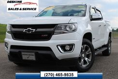 2016_Chevrolet_Colorado_Z71_ Campbellsville KY
