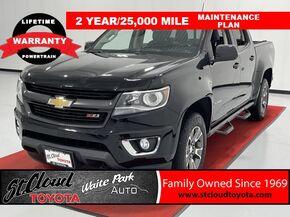 2016_Chevrolet_Colorado_Z71_ Waite Park MN