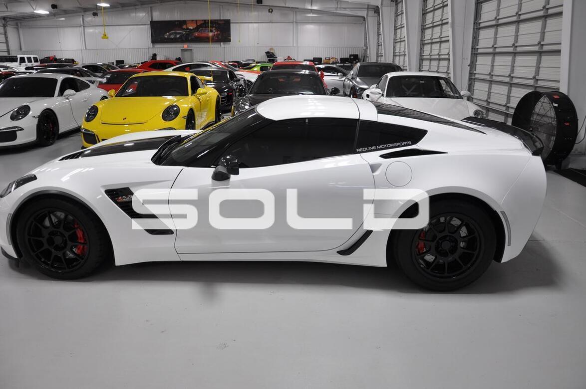 2016 Chevrolet Corvette 800 WHP Z06 1LZ Tomball TX