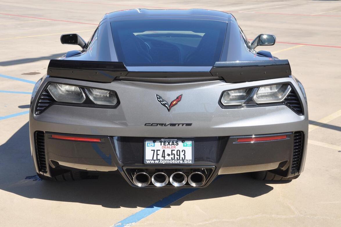 2016 Chevrolet Corvette Z06 1LZ Tomball TX