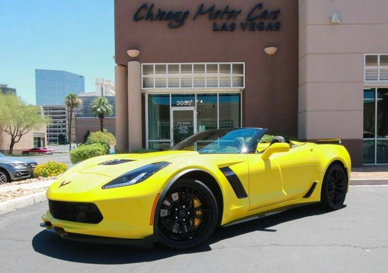 2016_Chevrolet_Corvette Z06 3LZ_Convertible_ Chicago IL