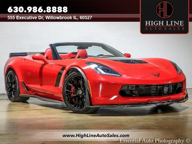 2016 Chevrolet Corvette Z06 3LZ Willowbrook IL