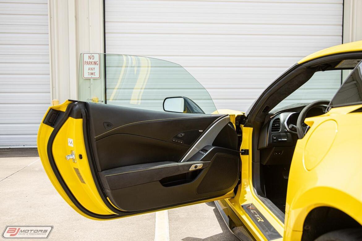 2016 Chevrolet Corvette Z06 C7.R Edition Tomball TX