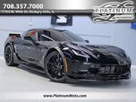 2016 Chevrolet Corvette Z06 Competition Sport Seats Carbon Fiber Pkg Auto Big MSRP $100,500