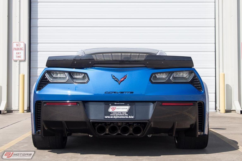 2016 Chevrolet Corvette Z07 Pckge Z06 3LZ Tomball TX