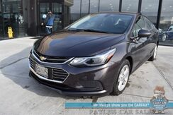 2016_Chevrolet_Cruze_LT / Automatic / Power Locks & Windows / Bluetooth / Back Up Camera / Cruise Control / 42 MPG_ Anchorage AK