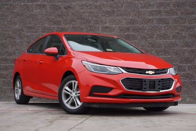 2016 Chevrolet Cruze LT Fort Worth TX