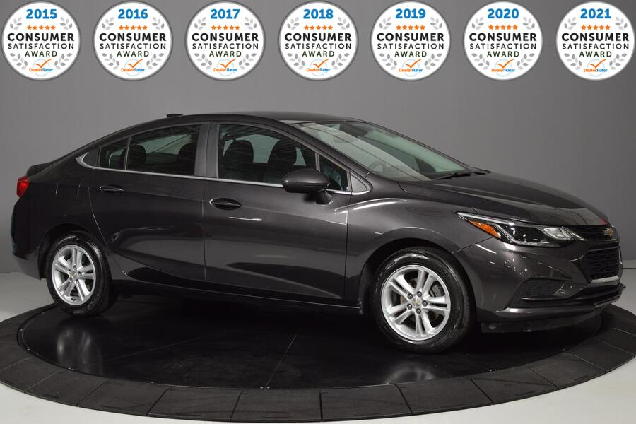 2016_Chevrolet_Cruze_LT_ Glendale Heights IL