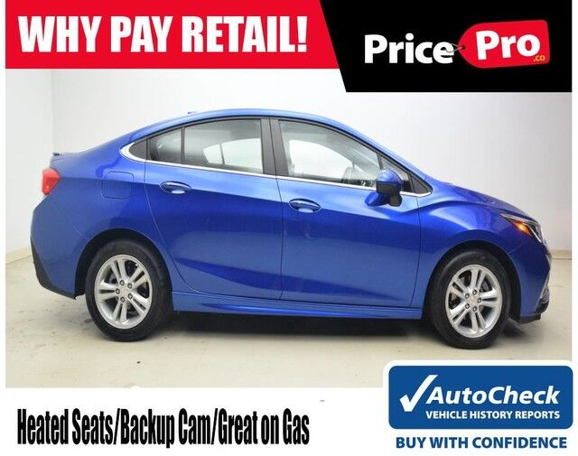 2016 Chevrolet Cruze LT Maumee OH