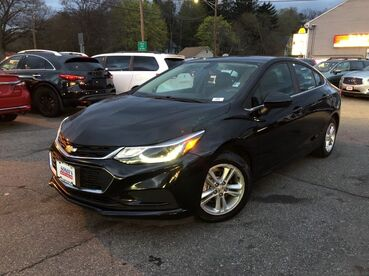 2016_Chevrolet_Cruze_LT_ Worcester MA