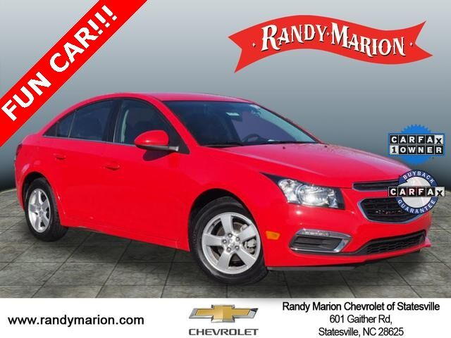 2016 Chevrolet Cruze Limited 1LT Statesville NC 21465704