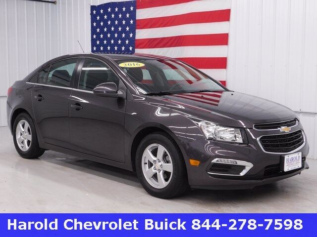 2016 Chevrolet Cruze Limited 1LT Angola IN