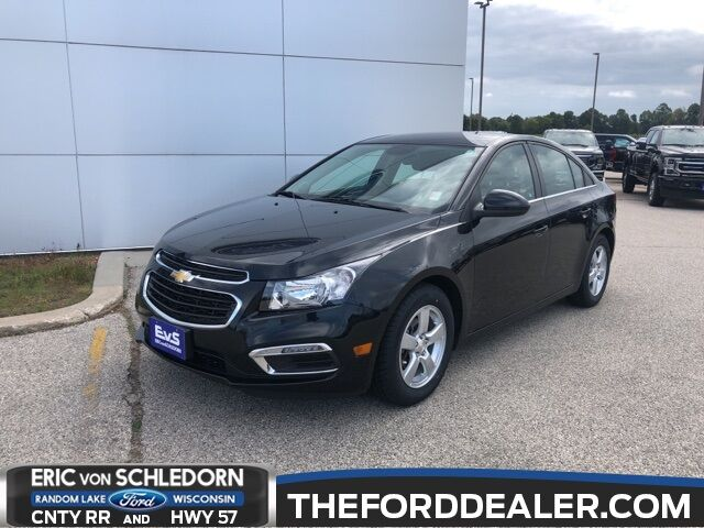 2016 Chevrolet Cruze Limited 1LT Milwaukee WI