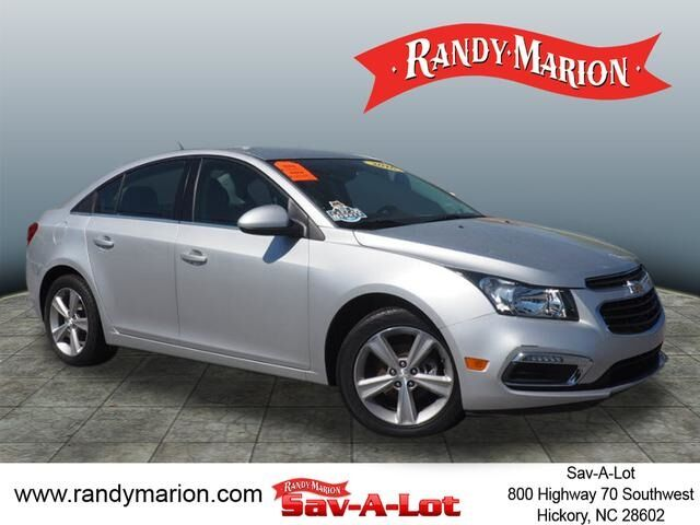 2016 Chevrolet Cruze Limited 2LT Hickory NC 17720928