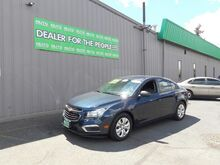 2016_Chevrolet_Cruze Limited_LS Auto_ Spokane Valley WA