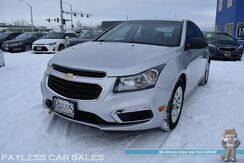 2016_Chevrolet_Cruze Limited_LS / Automatic / Aux Input / Power Locks & Windows / Block Heater / Low Miles / 35 MPG / 1-Owner_ Anchorage AK