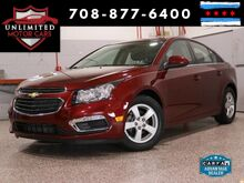 2016_Chevrolet_Cruze Limited_LT_ Bridgeview IL
