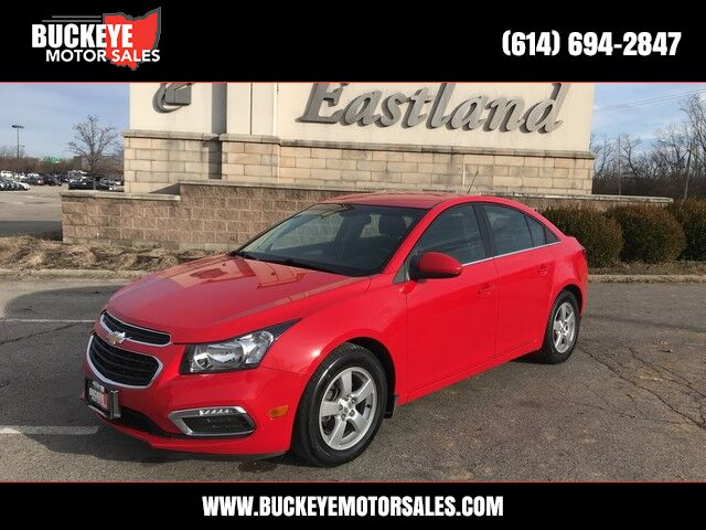 2016 Chevrolet Cruze Limited LT Columbus OH