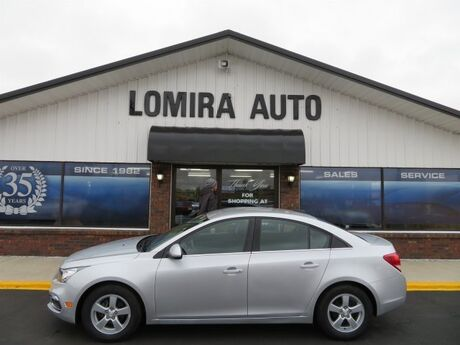 2016 Chevrolet Cruze Limited LT Lomira WI