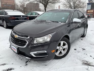 2016_Chevrolet_Cruze Limited_LT_ Worcester MA
