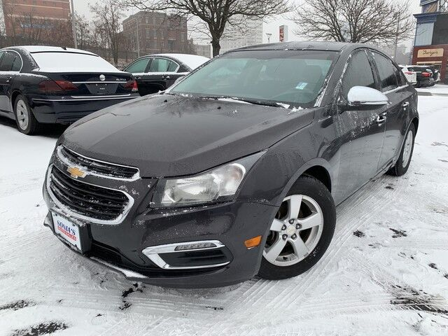 2016 Chevrolet Cruze Limited LT Worcester MA