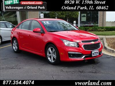 2016_Chevrolet_Cruze Limited_LT_ Orland Park IL