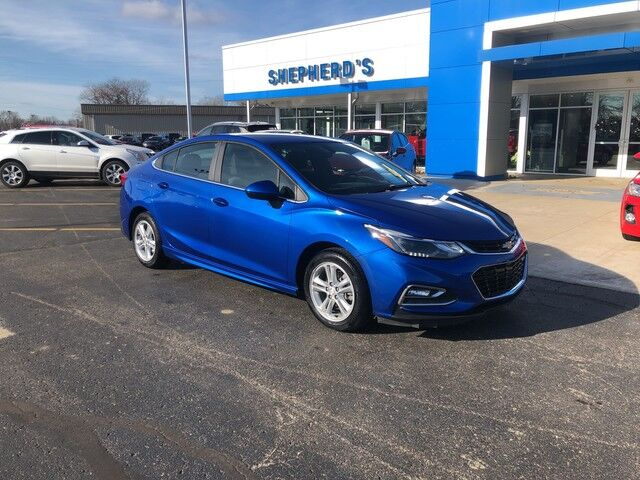 2016 Chevrolet Cruze RS Rochester IN